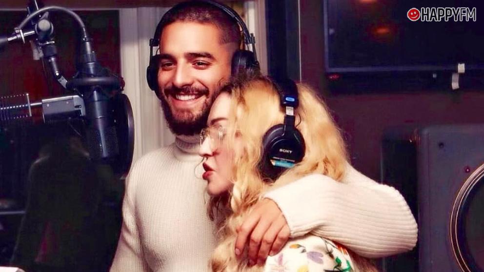 Madonna y Maluma, la colaboración que podría salir muy cara