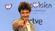 Miki ya está a punto para 'Eurovisión 2019'