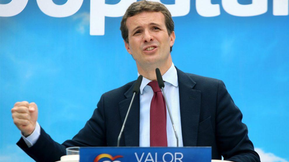 Pablo Casado (Foto: EFE)