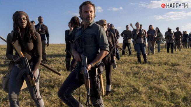 'The Walking Dead' hace un guiño a 'Juego de tronos' en sus redes sociales