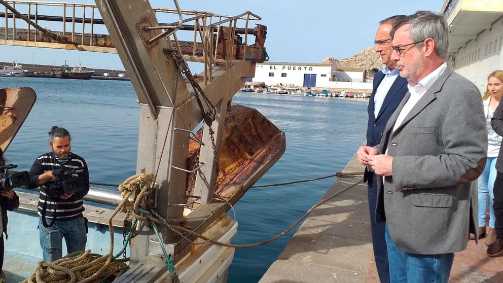 El secretario general de Ciudadanos (Cs) y número uno por Almería al Congreso de los Diputados, José Manuel Villegas. Foto: Europa Press