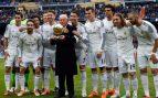 El día que Cristiano Ronaldo dedicó un Balón de Oro a Agustín Herrerín