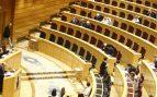Sólo nueve de los 194 senadores renuncian a la indemnización del Estado por el parón electoral