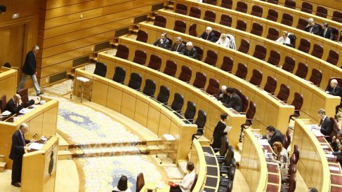 Imagen del Senado. Foto: Europa Press