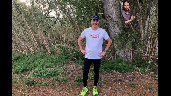 Las redes sociales se mofan del tuit de Sánchez tras hacer 10 km de «running»