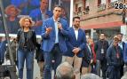 """Sánchez responde al apoyo de los golpistas catalanes: """"No habrá ni independencia ni referéndum"""""""