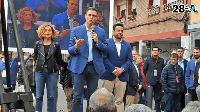 Sánchez responde al apoyo de los golpistas catalanes: «No habrá ni independencia ni referéndum»