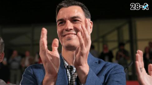 Pedro Sanchez, presidente en funciones. Foto. PSOE.