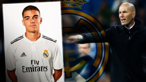 El primer 'fichaje' de Zidane para la pretemporada.