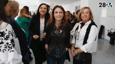 Andrea Levy en un acto en Alicante-min
