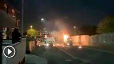 Disturbios en Londonderry