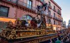 La lluvia deja a Sevilla sin las procesiones de las siete hermandades del Viernes Santo