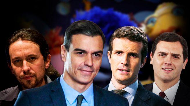 """Diario de campaña, día 8: Debates sí, pero """"fuera del horario infantil"""""""