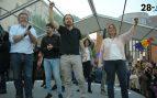 """Iglesias en el País Vasco: """"España no tiene que ser un país dominado por los fachas"""""""