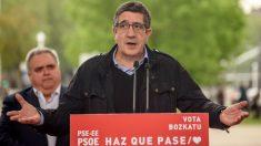 Patxi López en una reciente imagen (Foto: EFE).