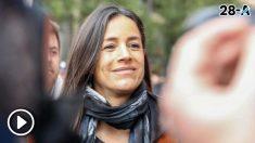 Begoña Villacis, candidata de C's al Ayuntamiento de Madrid. Foto. Europa Press.