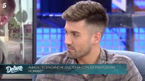 Alejandro Albalá en 'Sábado Deluxe'