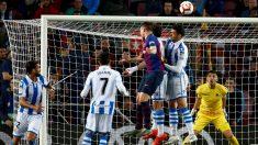 Barcelona – Real Sociedad (EFE)