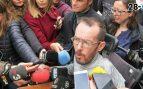 """Echenique afirma que Iglesias """"es una anomalía histórica"""" porque """"no tiene miedo a los poderosos"""""""
