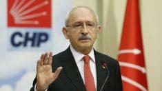 Jefe de la oposición en Turquía.