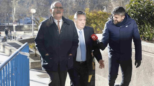 Prada se plantea denunciar al juez de la Mata ante el CGPJ por el caso del Campus de la Justicia