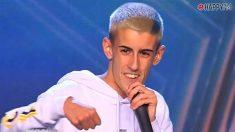 El Cejas vuelve a 'Got Talent'