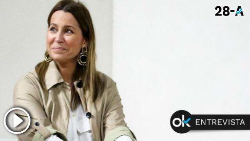 Beatriz Pino, cabeza de lista de Ciudadanos por Pontevedra.