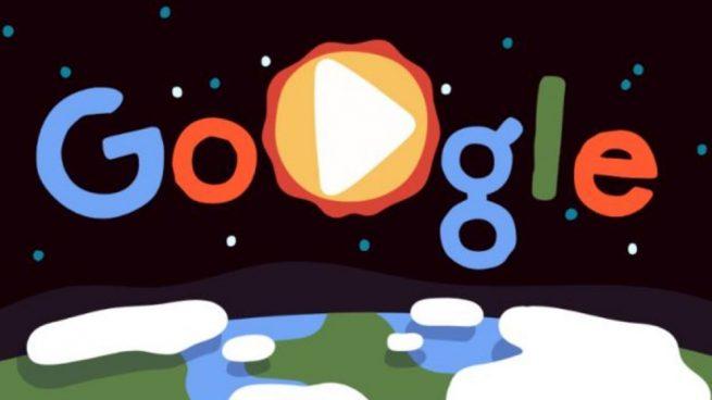 Google Doodle Día de la Tierra 2019