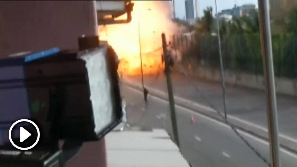 Nueva explosión en Sri Lanka.