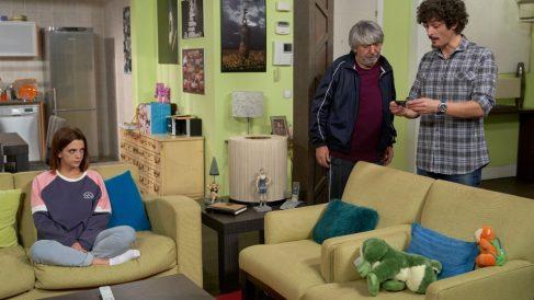Lola y Javi pasan por una mala racha en 'La que se avecina'