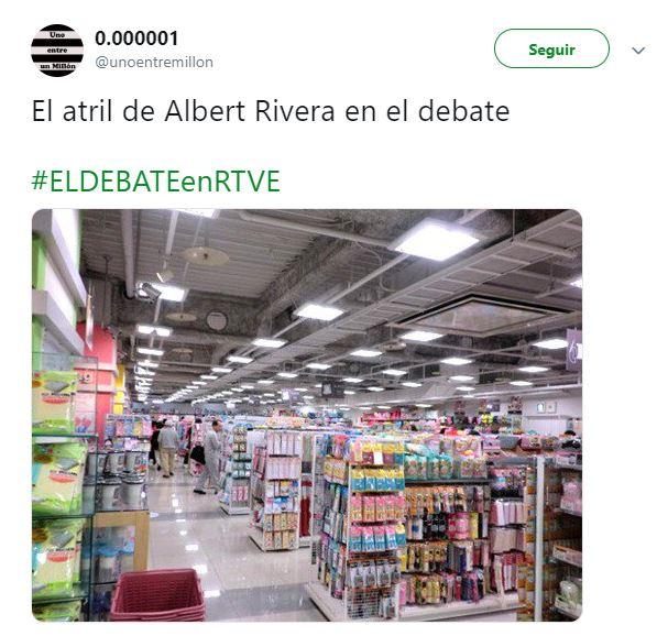 Los mejores memes del debate electoral de TVE para las elecciones generales