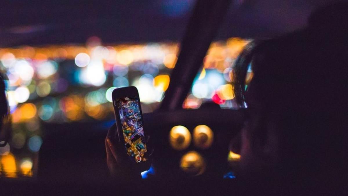 ¿Cuál es el funcionamiento de los teléfonos móviles inteligentes?