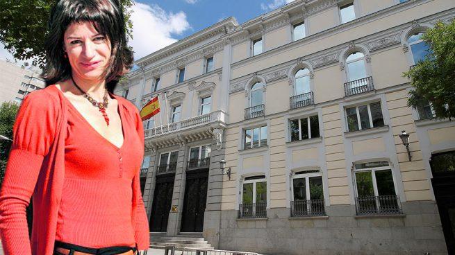 La juez Poyatos denunciada ante el CGPJ por su activismo ultrafeminista contra jueces y tribunales