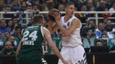 Panathinaikos – Real Madrid: partido de la Euroliga