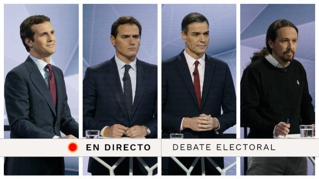 debate electoral Antena 3
