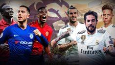 El Real Madrid está con el radar puesto en la Premier League.
