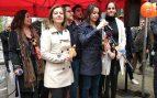 """Arrimadas sobre la petición de Torra en Sant Jordi: """"Son muy pesados"""""""