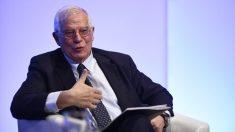 Josep Borrell, ministro de Exteriores. Foto. EP