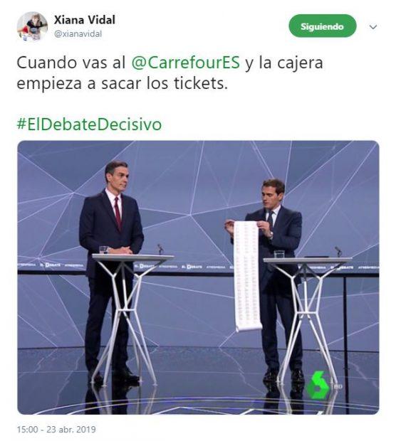 Los mejores memes del debate electoral de Atresemedia para las elecciones generales