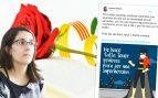 La obsesión feminista llega a Sant Jordi: la portavoz catalana de Podemos inventa 'Santa Jordina'