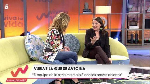 'La que se avecina': Doña Fina (Petra Martínez) estuvo a punto de abandonar la serie por este motivo