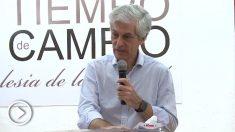 Adolfo Suárez Illana, candidato del PP por Madrid a las elecciones del 28-A.