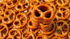 El curioso origen del pretzel