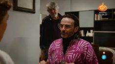 Fermín en su nueva faceta de médium en 'La que se avecina'