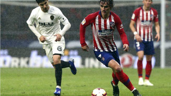 Atlético de Madrid Valencia