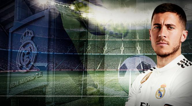 Eden Hazard está al caer.