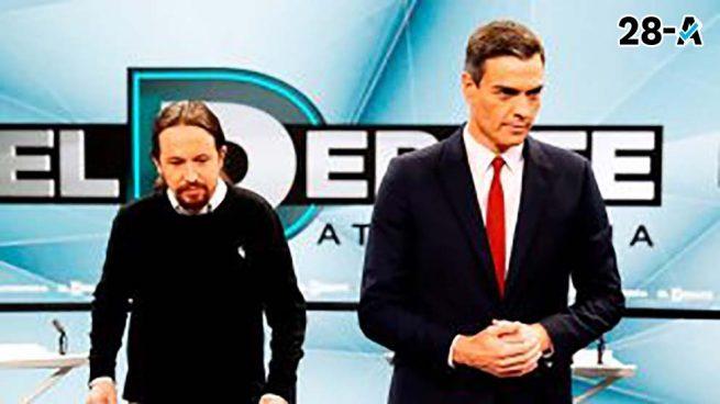 Los gestos y el lenguaje delatan a Iglesias y Sánchez: «No se llevan bien y no se gustan»