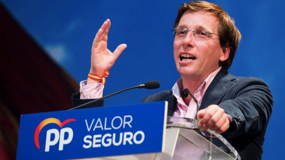 José Luis Martínez-Almeida.