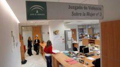 Juzgado de violencia contra la mujer nº3 de Sevilla.