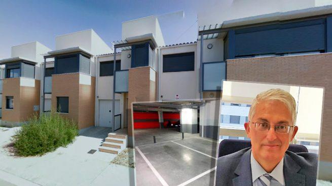 El presidente del TEAC, José Antonio Marco Sanjuán, oculta en una patrimonial un chalet en Huesca y dos plazas de garaje en Valladolid